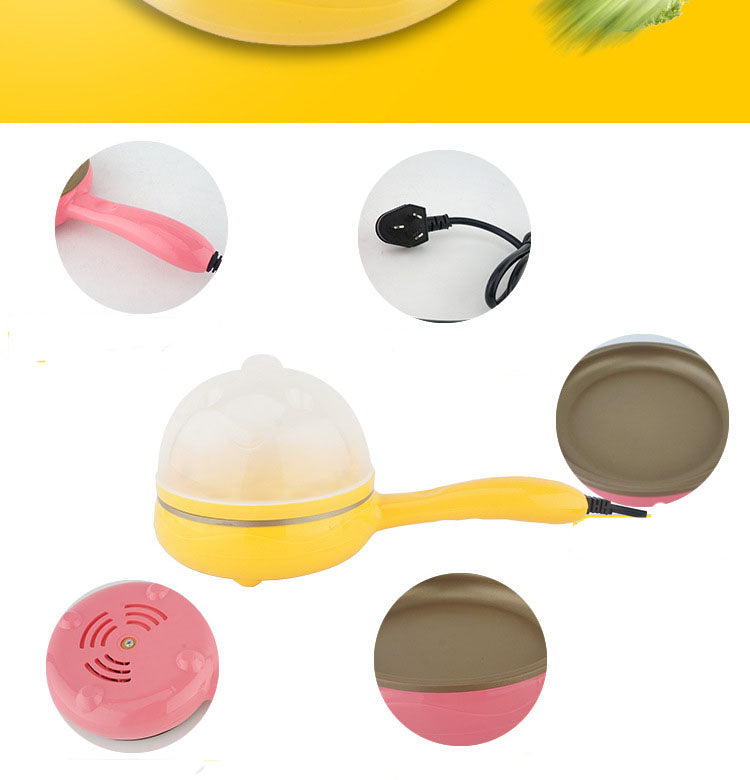 Multifunction Mini Egg Omelette Electric Frying Pan