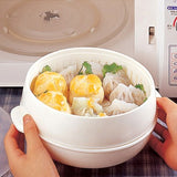 Healthy Portable Microwave Steamer