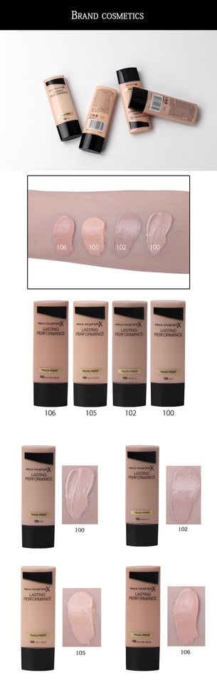 Face Liquid Foundation BB Cream