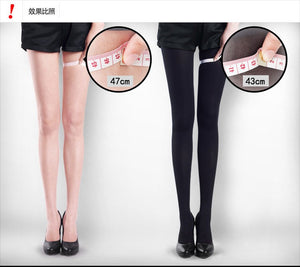 2 Size down Elastic Women Pantyhose