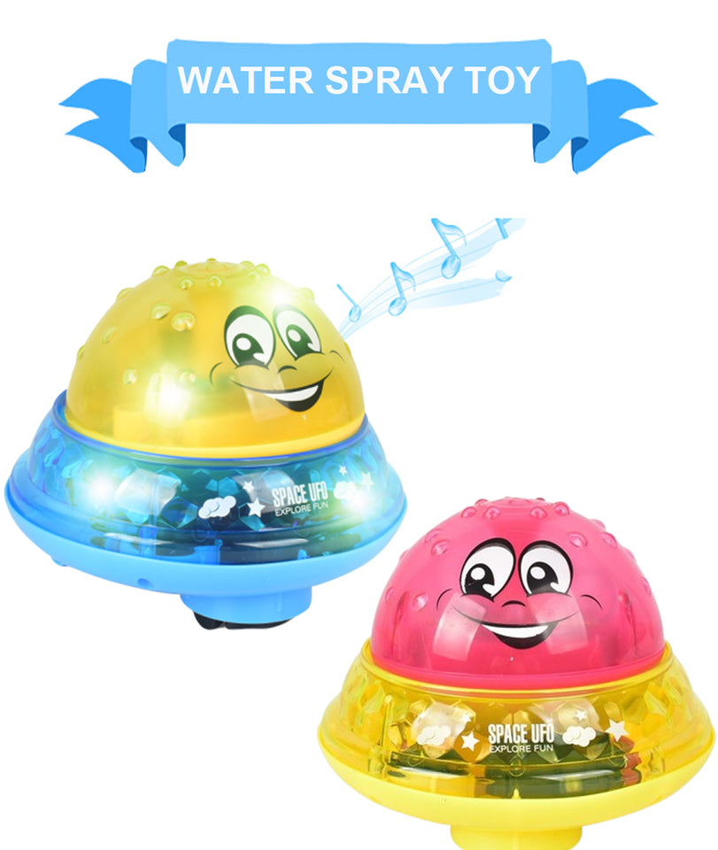 Electric Induction Water Spray Toy