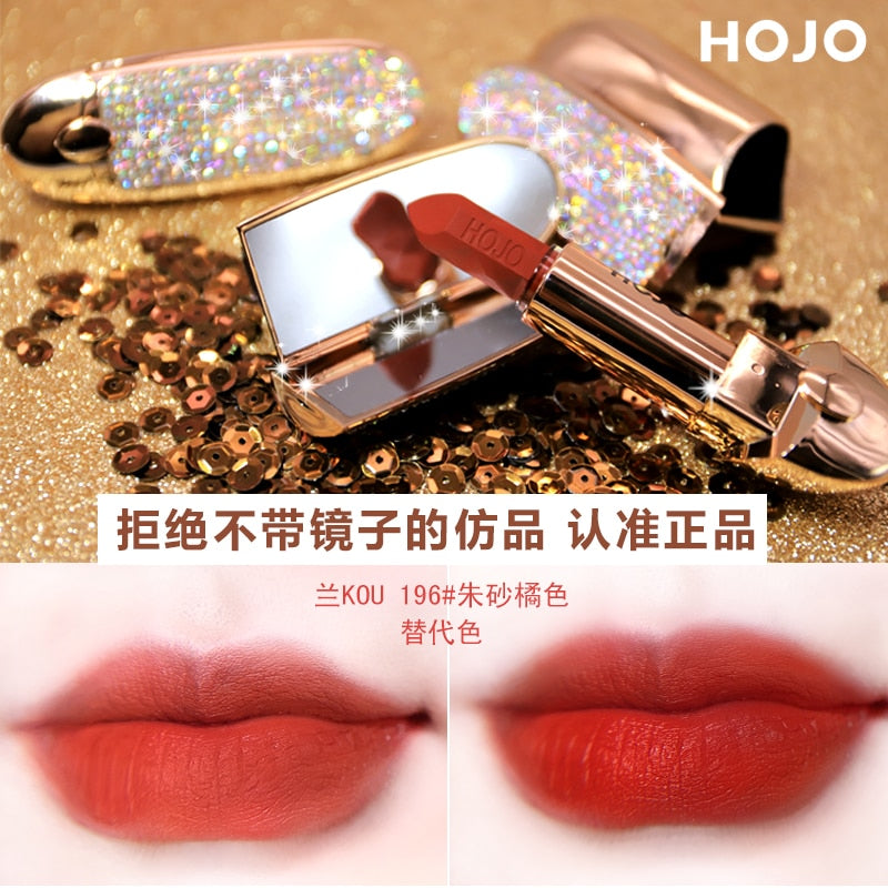 Jewel Long Lasting Mirror Lipstick