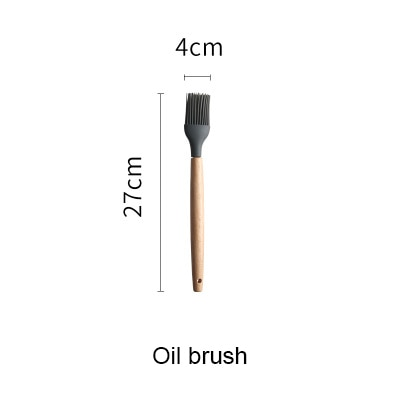 Silicone Kitchen Cooking Tools oil brush