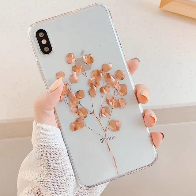 Luxury Glitter Transparent iPhone case For iPhone XS Max / 02