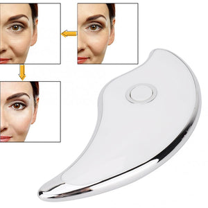 Electric MicroCurrent Vibration Facial Lifing Ion Massager