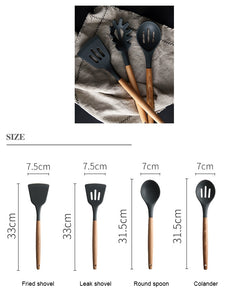 Silicone Kitchen Cooking Tools