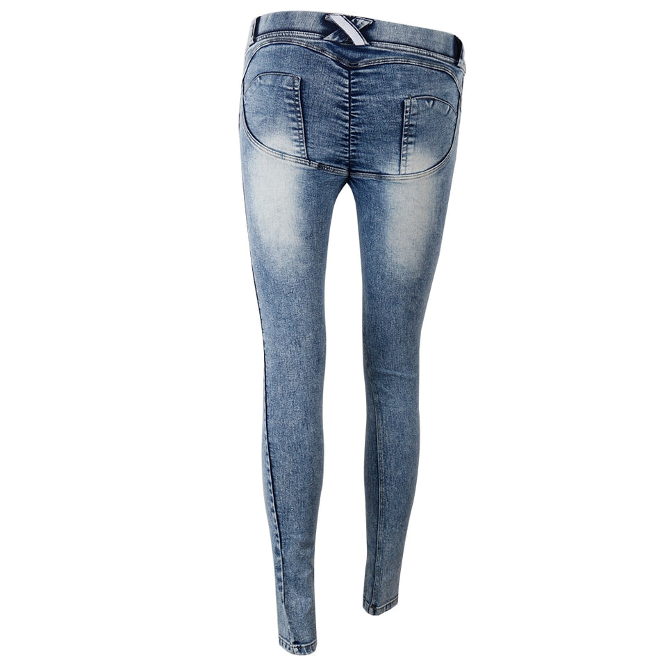 Push Up Slim Jeans Freddy