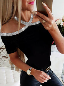 Summer Women Elegant Casual Top