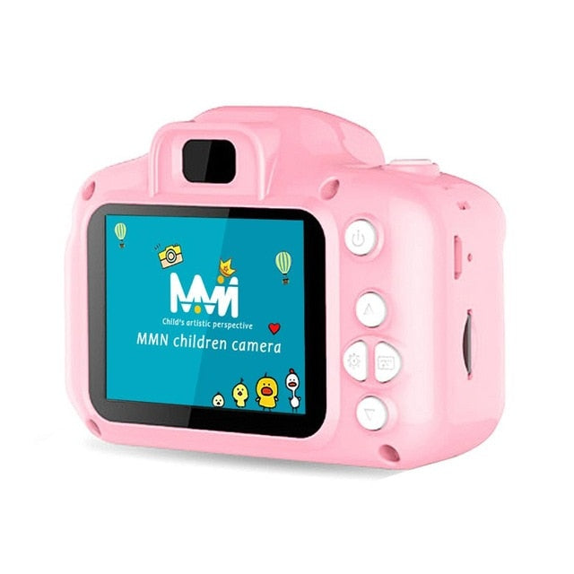 LittleLens HD Pink / with 32GB TF Card