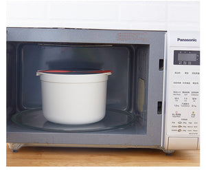 Microwave Steaming Cooker