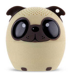 Cute Pet Wireless Mini Portable Bluetooth Speaker 2