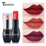 Cute cat shape waterproof matte lipstick