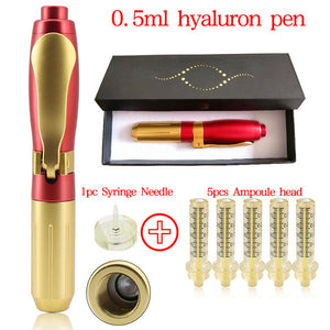 Hyaluronic Acid Pen High Pressure Hyaluron Injection 0.5pen 5head 1need 3