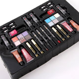 Professional Makeup Artist  Aluminum Cosmetic Case - Foxy Beauty