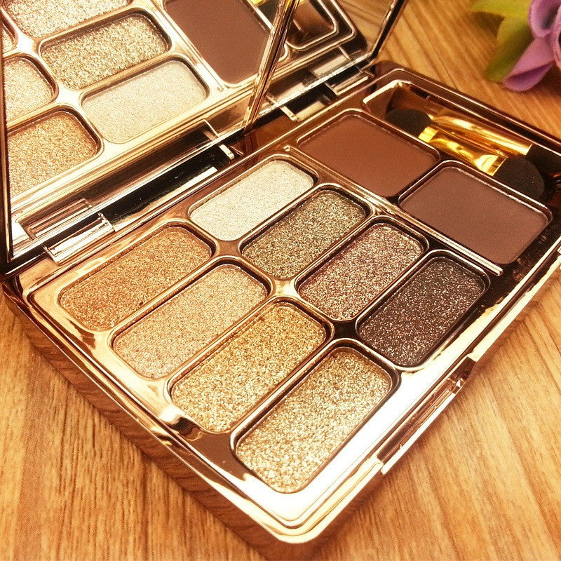 Shiny Eyeshadow Naked Palette