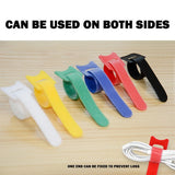 Reusable Cable Ties 50 pcs