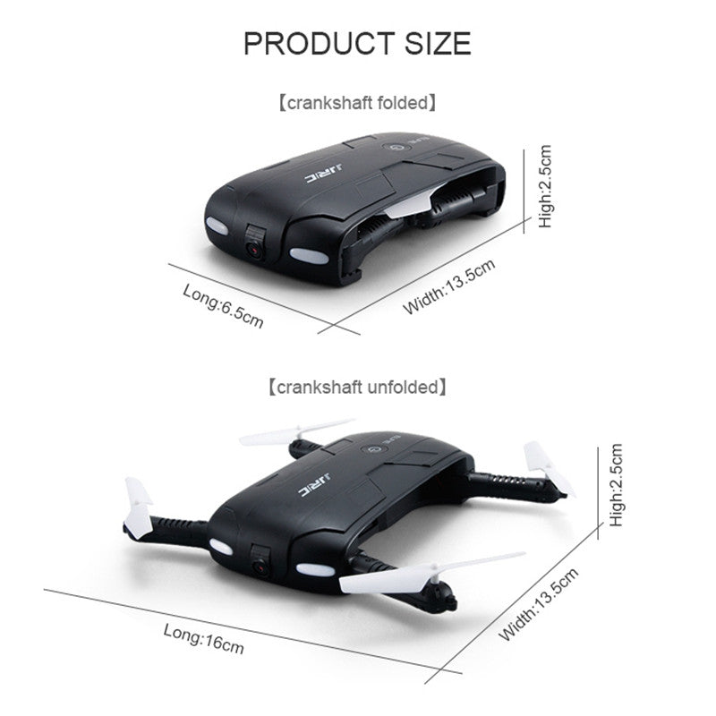 Foldable Mini Selfie Drone