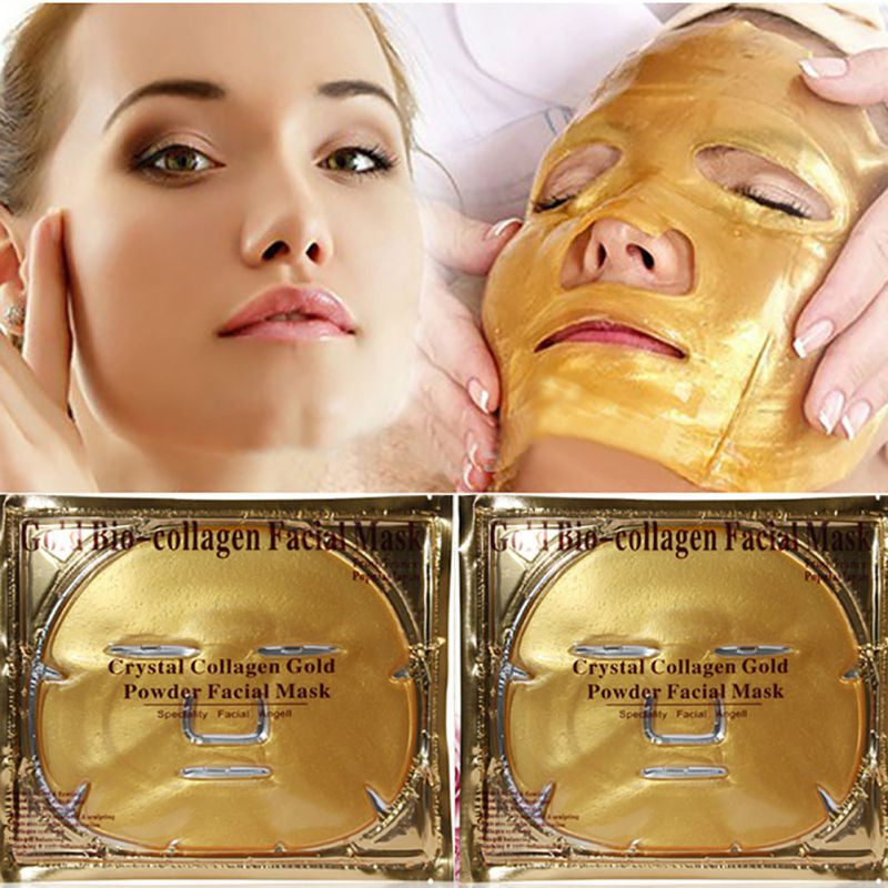 Gold Bio-Collagen Facial Face Mask