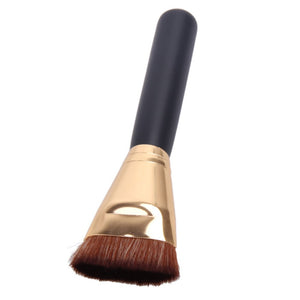 Professional Cosmetic Flat Contour Brush
