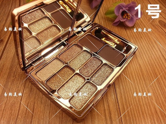 Shiny Eyeshadow Naked Palette No 1