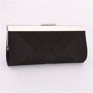 Clutch Evening Purse Black