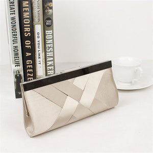 Clutch Evening Purse Apricot