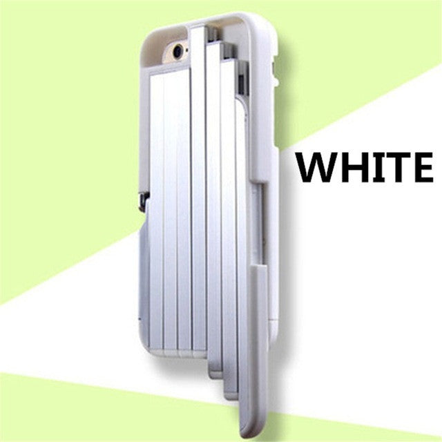 Selfie Stick Phone Case - Stikbox White / For 6 6s plus