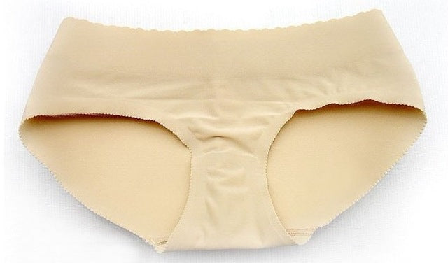 Sexy Panty Knickers Buttocks Backside Silicone Bum Padded Butt Enhancer