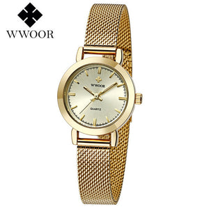 WOOR Women's Watch watch Foxy Beauty Gold