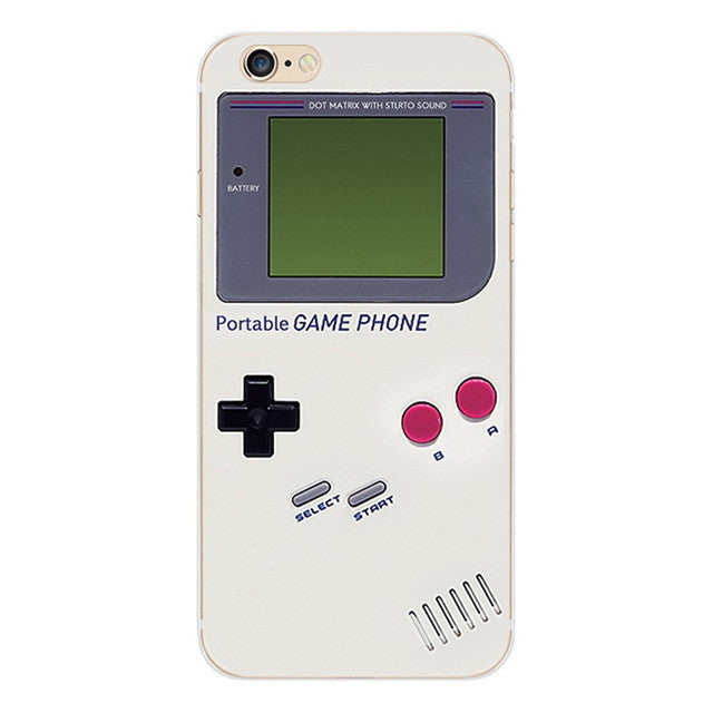 Funny Designs Retro iPhone Cover NO3 / For iPhone 5 5S SE