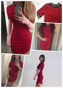 Bodycon Casual Dress