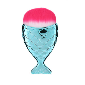 Cosmetic Mermaid Makeup Brush b