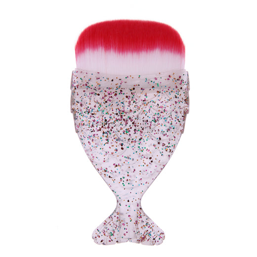 Cosmetic Mermaid Makeup Brush x