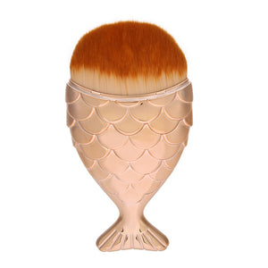 Cosmetic Mermaid Makeup Brush t