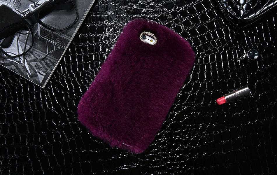 Furry iPhone Case (6, 6s)