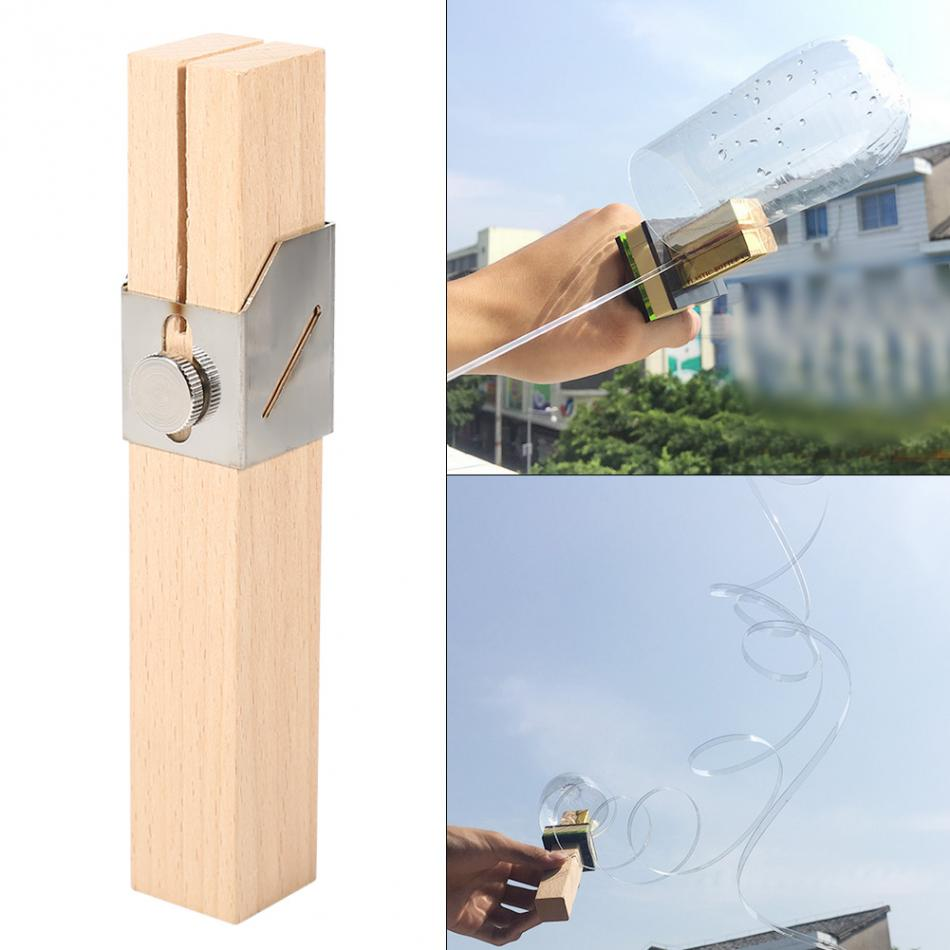 Plastic Bottle Cutter Outdoor Green Hand DIY Plastic Bottle Rope