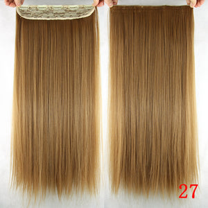 16 cm Long straight hair extensions