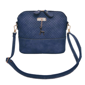 Toy Shell Messenger Handbag
