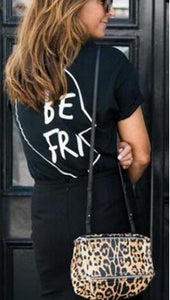 Best Friends T Shirt Black BE FRI / XS