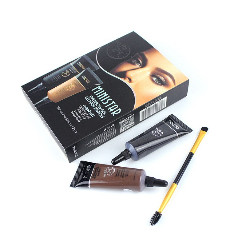 Long Lasting Eye Brow Tattoo Cream