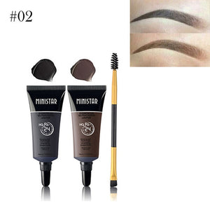 Long Lasting Eye Brow Tattoo Cream 02