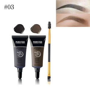 Long Lasting Eye Brow Tattoo Cream 03
