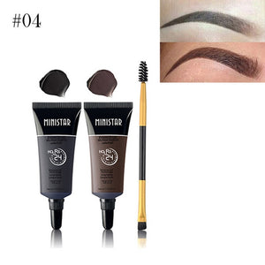 Long Lasting Eye Brow Tattoo Cream 04