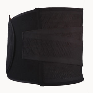 Body Shaper Tummy Trimmer Waist Shaper Black