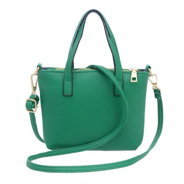 Women Totes Shoulder Bags Handbag Green