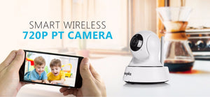 SANNCE Home Security IP Wireless Camera with Night Vision