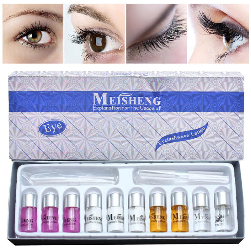 Eye lash Curling Perming Lotion