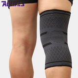 ELASTIC SPORT FITNESS COMPRESSION KNEEPAD SLEEVE