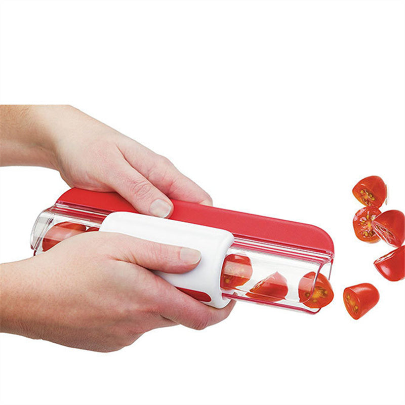 Zip Tomato and Grape Slicer