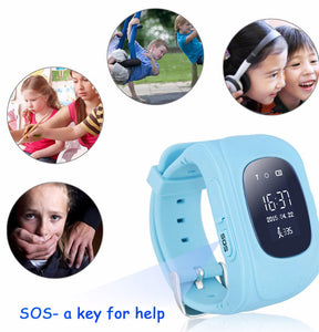 Smart GPS - Kids Safety Watch